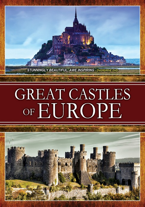 Great castles of europe (DVD) - image 1 of 1