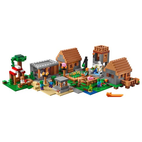 LEGO® Minecraft™ The Village 21128 - image 1 of 10