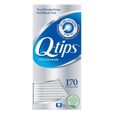 Q-tips Cotton Swabs - 170ct