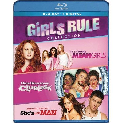 Girls Rule Collection: Mean Girls/Clueless/She's the Man