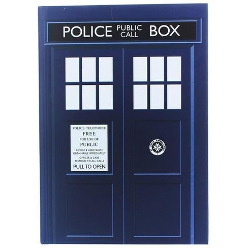 Seven20 Doctor Who TARDIS Standard Notebook