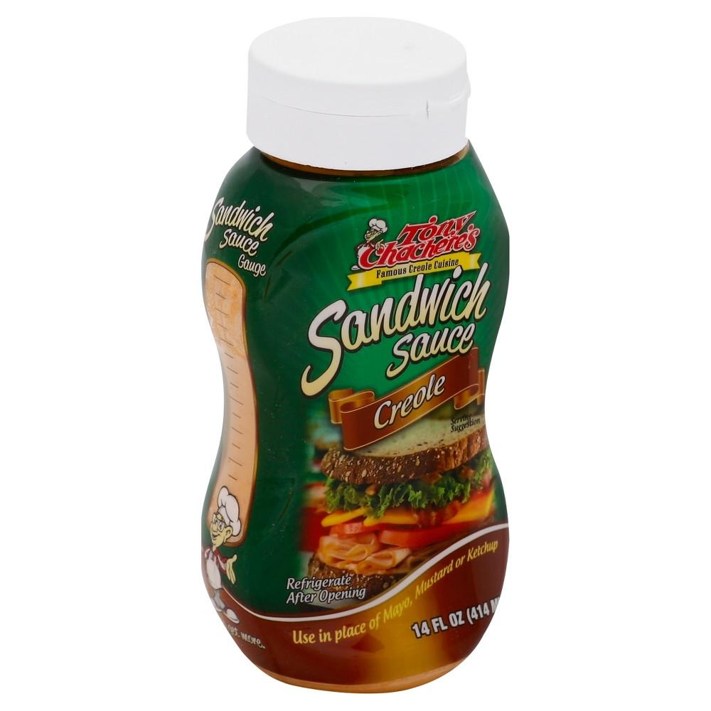 Tony Chachere's Creole Sandwich Sauce - 14 fl oz