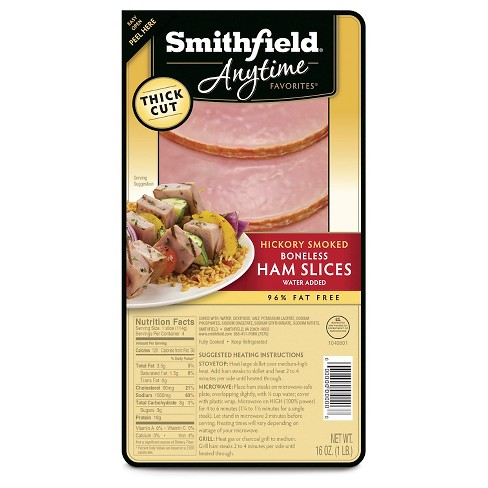 Smithfield Applewood Stack Pack Bacon - 24oz - image 1 of 1