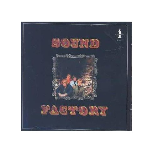 Sound Factory - Sound Factory (CD) - image 1 of 1