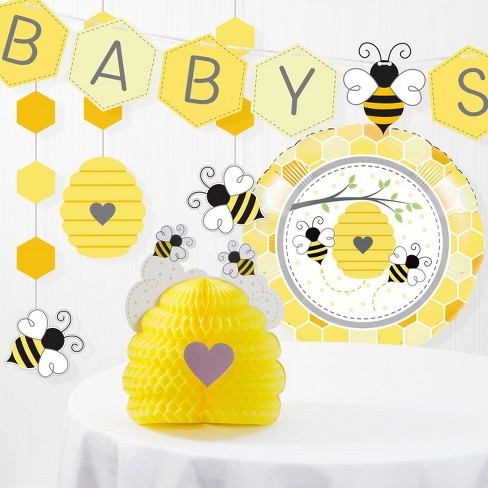 Blebee Baby Shower Decorations Kit
