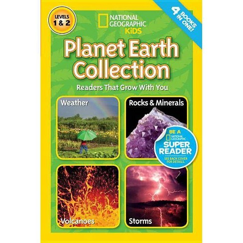 Planet Earth Collection : Readers That Grow With You (Paperback) (Miriam Busch Goin & Kristin Baird - image 1 of 1