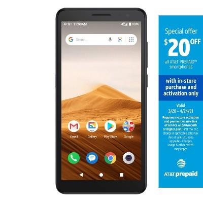 AT&T Prepaid Volta (16GB) - Gray