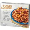Lean Cuisine Spaghetti with Meat Sauce Frozen Pasta Meal - 11.5oz - image 3 of 4