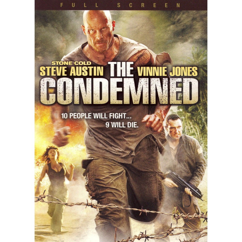 Condemned (Dvd), Movies