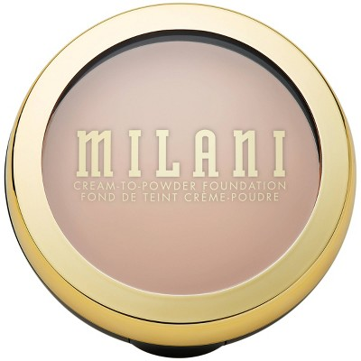 Milani Conceal + Perfect 2-in-1 Cream to Powder Smooth Finish Makeup - 0.28oz