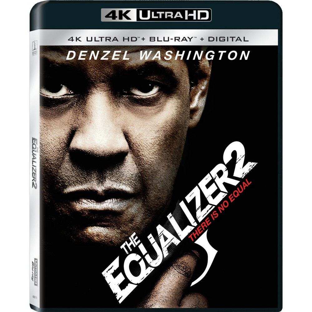 Equalizer 2 (4K/Uhd), Movies