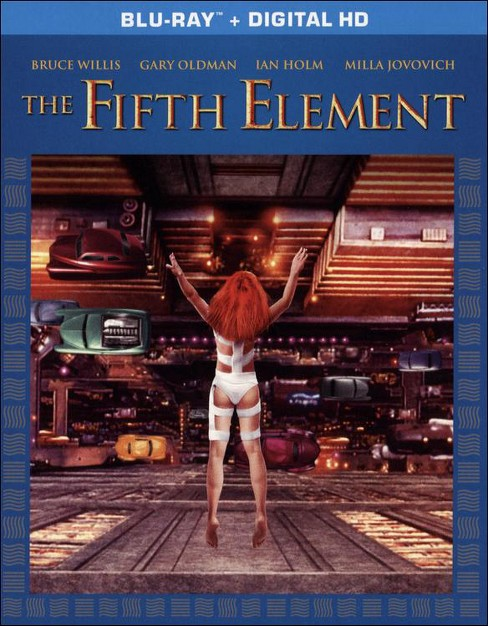 The Fifth Element (UltraViolet) (Includes Digital Copy) (Blu-ray) - image 1 of 1