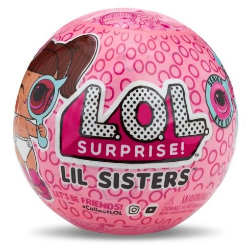 L O L Surprise Lil Sisters Target