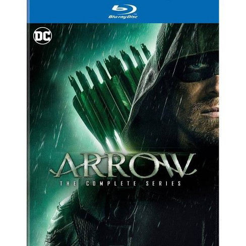 Arrow: The Complete Series (Blu-ray)(2020) - image 1 of 1
