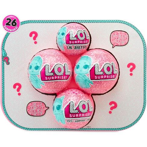 L O L Surprise Bigger Surprise With 60 Surprises Target