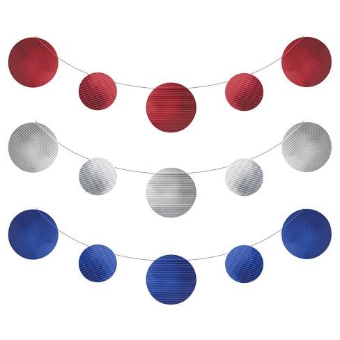Patriotic Foil Banner Kit - image 1 of 1
