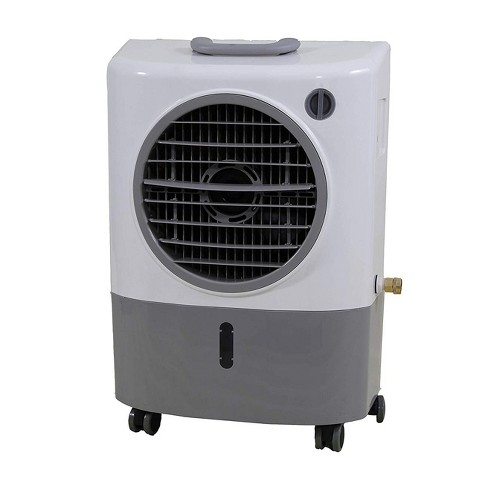 Hessaire MC18M Indoor/Outdoor Portable 500 Sq Ft Evaporative Swamp Air Cooler - image 1 of 4