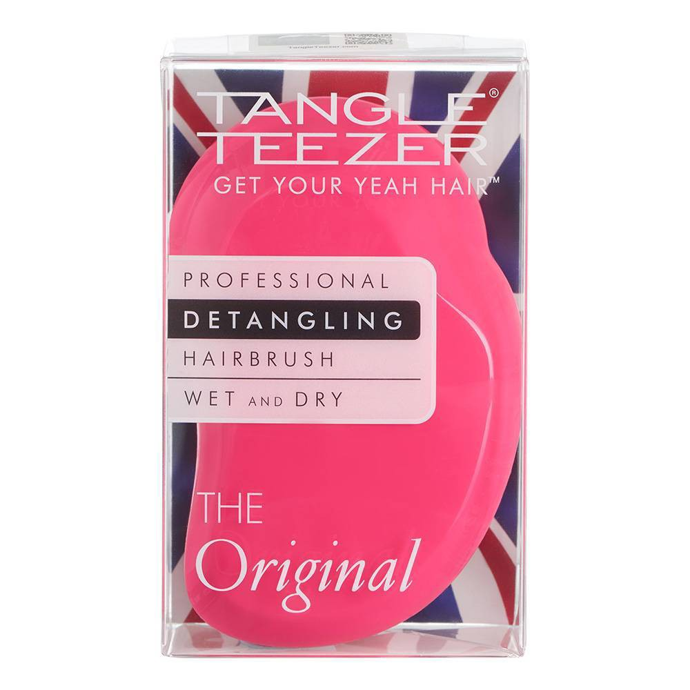 Image of Tangle Teezer The Original Hair Brush Pink Fizz