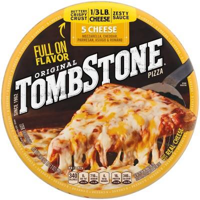 Tombstone Original Cheese Frozen Pizza - 19.3oz