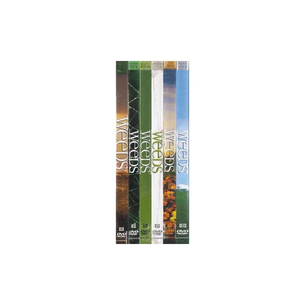 Weeds:Seasons 1-6 (Dvd), Movies