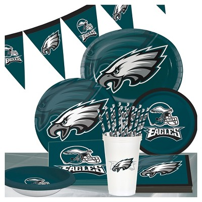 Philadelphia Eagles Party Supplies Collection Target