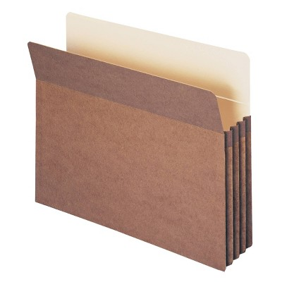 25pk Expanding File Folder Accordion Organizer Legal Size - up & up™