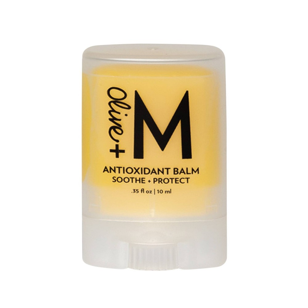 Image of Olive + M Soothe + Protect Antioxidant Balm - 0.35 fl oz