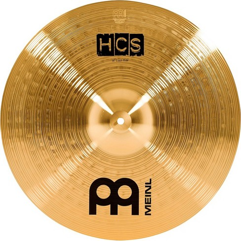Meinl HCS Cymbal Pack With Free 14 Inch Crash   Target ccd4b7a1ee