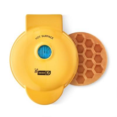 Dash Mini Honeycomb Waffle Maker