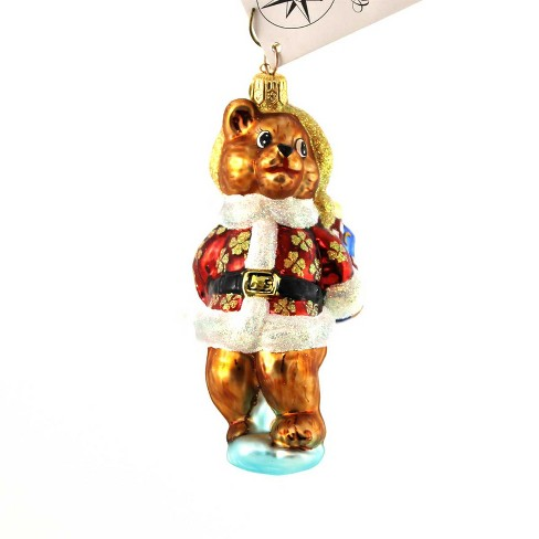 Christopher Radko Gifts To Bear Exclusive Bear Santa - image 1 of 2