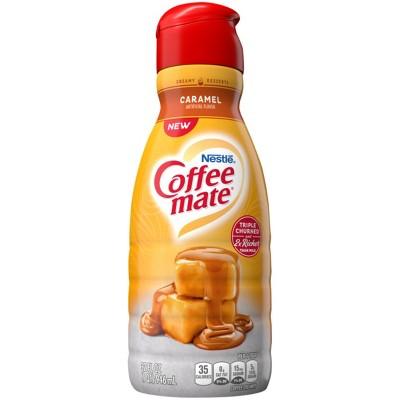 Coffee mate Caramel Coffee Creamer - 1qt