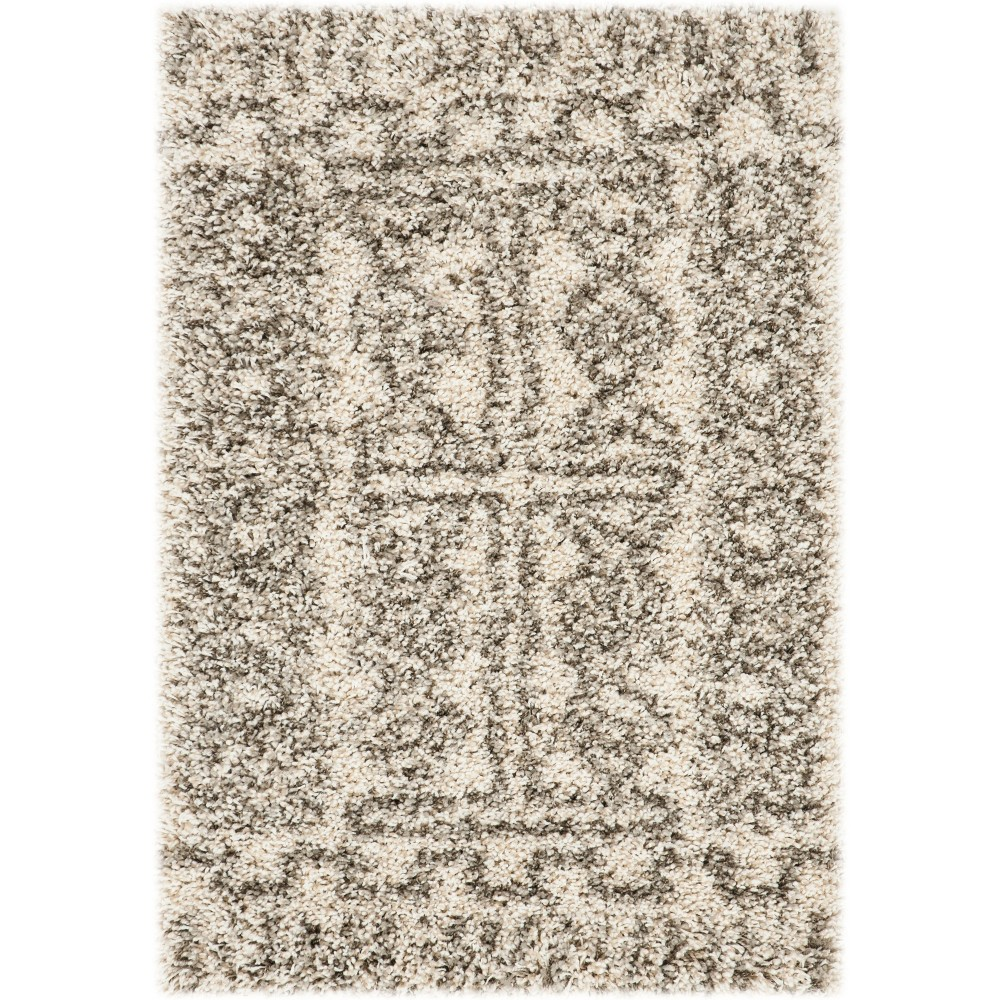 3X5 Geometric Design Loomed Accent Rug Ivory/Gray - Safavieh Reviews