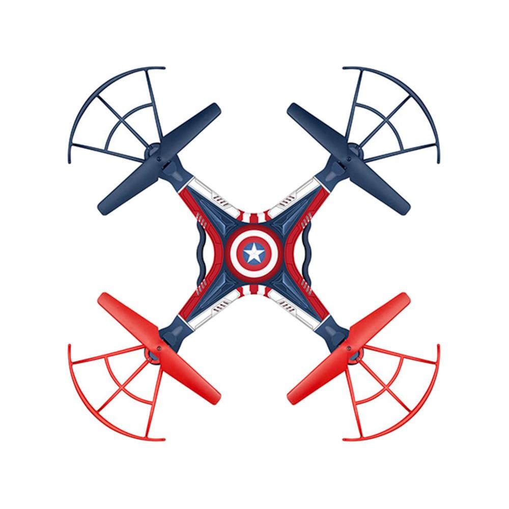 Marvel Avengers Captain America Striker 2.4GHz 4.5CH Video Camera RC Quadcopter