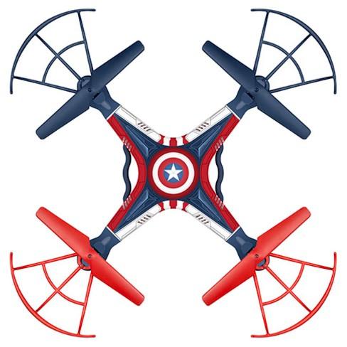 Marvel Avengers Captain America Striker 2.4GHz 4.5CH Video Camera RC Quadcopter - image 1 of 1