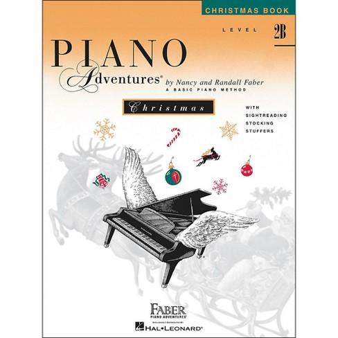 Faber Piano Adventures Piano Adventures Christmas Level 2B - Faber Piano - image 1 of 1