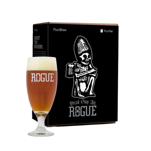 Pico Brew Rogue Dead Guy Ale PicoPak Brewing & Bottling Set - image 1 of 3