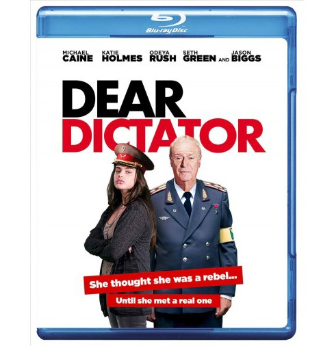 Dear Dictator (Blu-ray) - image 1 of 1