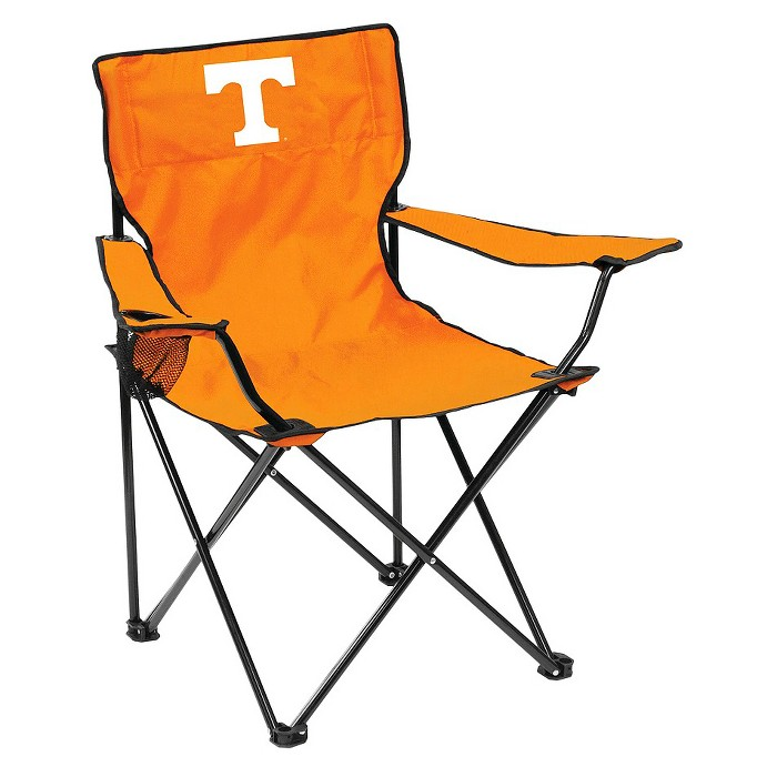 NCAA Tennessee Volunteers Quad Folding Camp Chair with Carrying Case - image 1 of 1