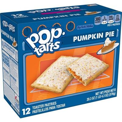 Pop-Tarts Pumpkin Pie Toaster Pastries - 12ct - Kellogg's