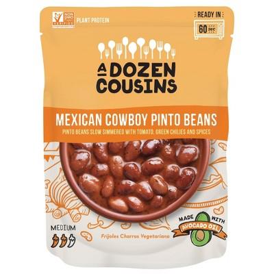 A Dozen Cousins Mexican Cowboy Beans - 10oz