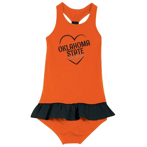 Oklahoma State Cowboys After Her Heart Toddler Dress - image 1 of 2