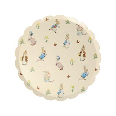 Meri Meri Peter Rabbit™ & Friends Side Plates