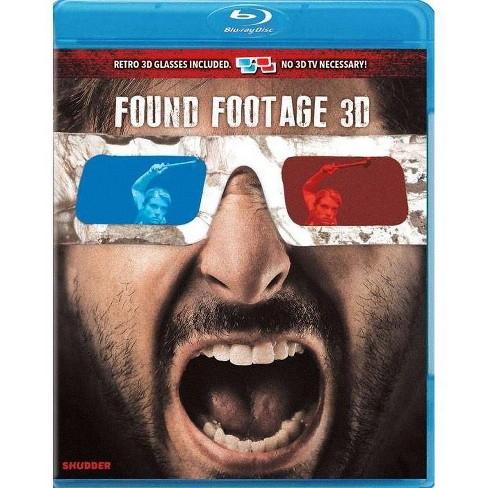 Found Footage 3D (Blu-ray) - image 1 of 1