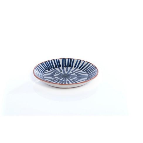 Porto Salad Plate - Shiraleah - image 1 of 2