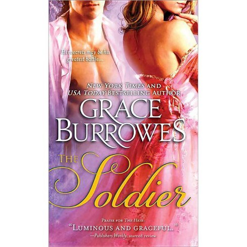 The Soldier - (Windham) by  Grace Burrowes (Paperback) - image 1 of 1