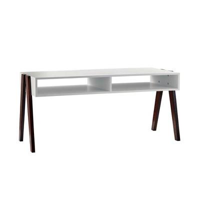 Laurel Coffee Table - White - Adesso
