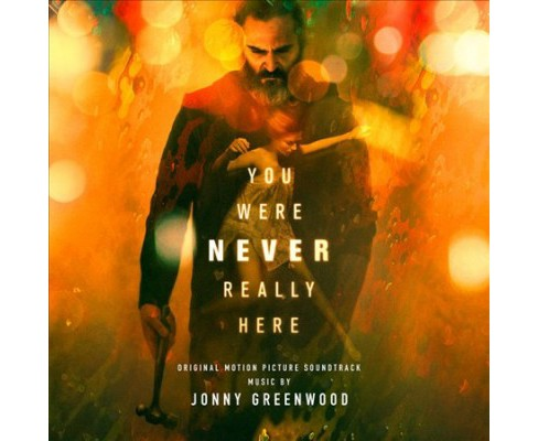 Jonny Greenwood - You Were Never Really Here (Osc) (Vinyl) - image 1 of 1