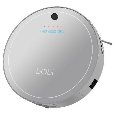 bObi Pet Robotic Vacuum - Silver