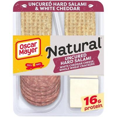 Oscar Mayer Natural Plate Salami - 3.3oz