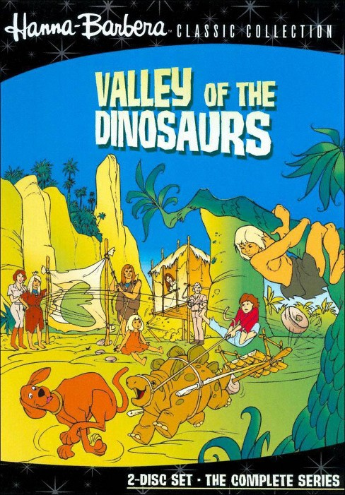 Valley of the dinosaurs (DVD) - image 1 of 1
